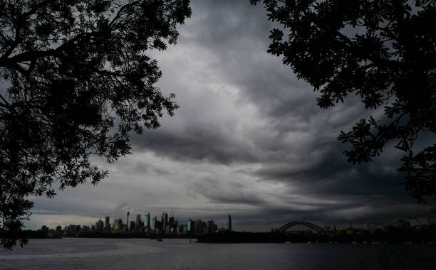 AUS: Storm Weather In Sydney Ahead Of This Weeks East Coast Low