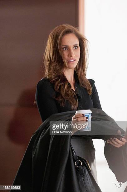 SUITS 'Shelf Life' Episode 110 Pictured Meghan Markle as Rachel Zane