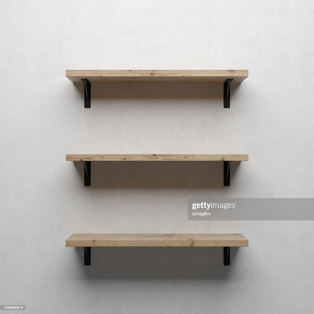 shelf : Stock Photo