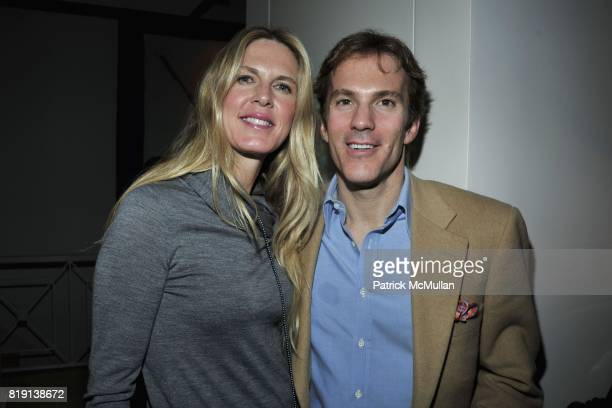 Shell Cardon and Craig Cardon attend ALEX HITZ Party at Private Residence on March 6 2010 in Hollywood California