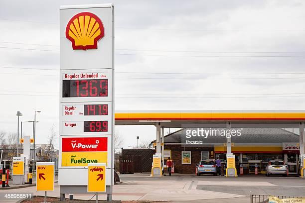 Shell Fuel, Glasgow