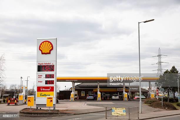 Carcasa de combustible, Glasgow