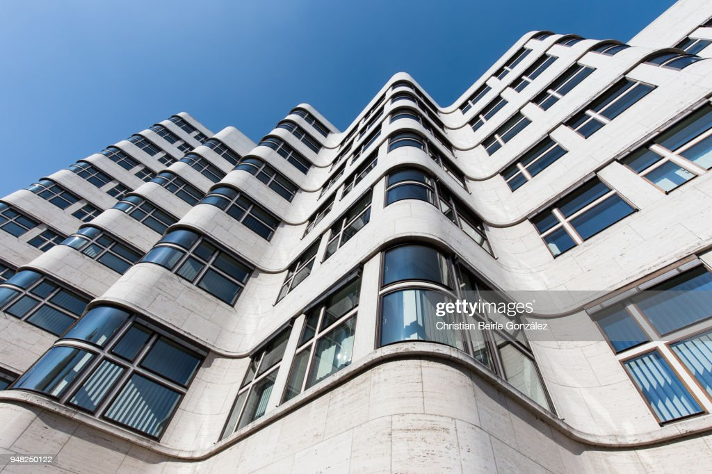 Shell Haus - Berlin : Stock Photo
