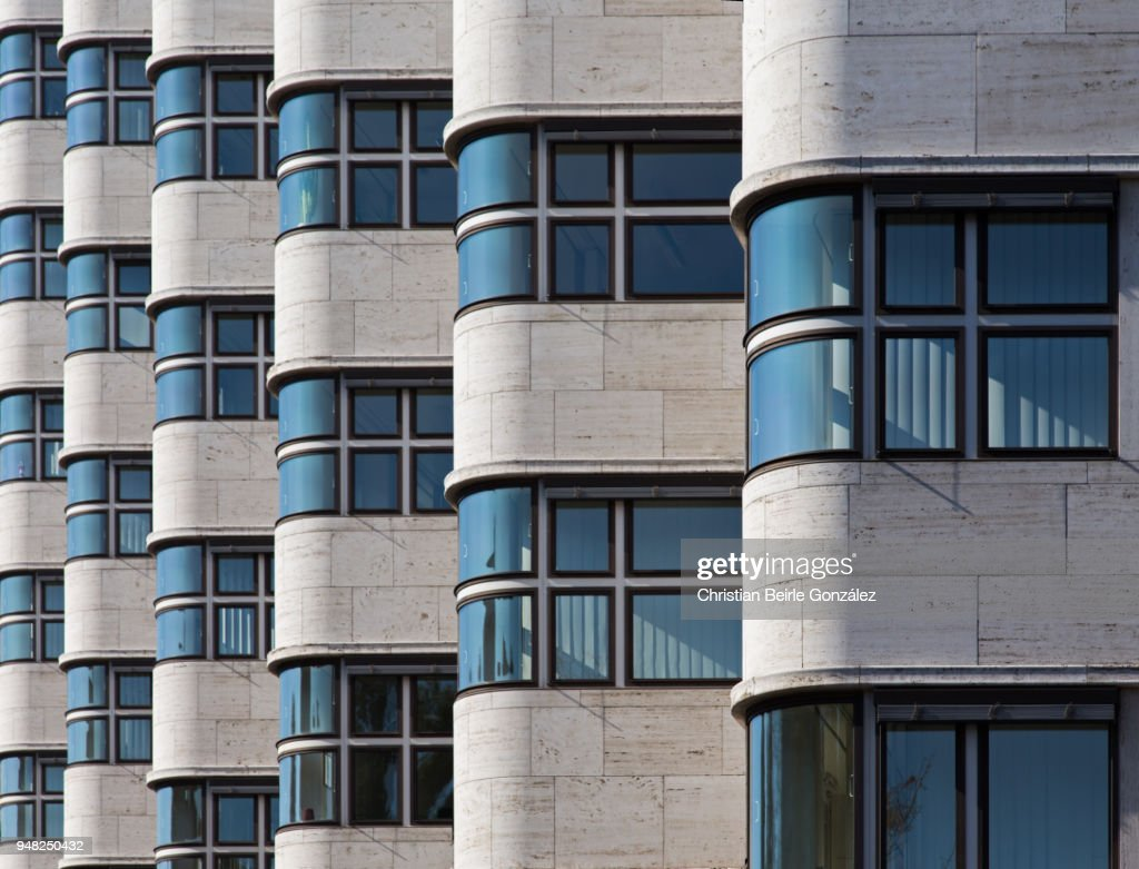 Shell Haus - Berlin : Stock-Foto