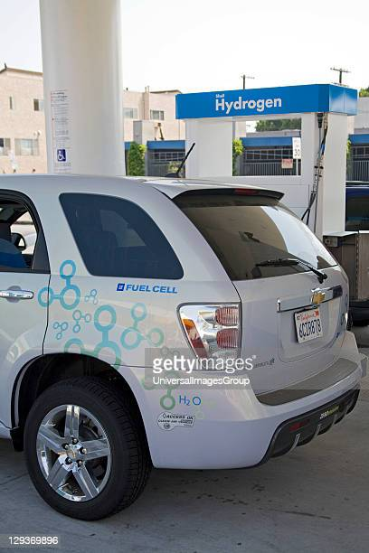 Shell Hydrogen Refuelling Station opened June 26 2008 The first retail Hydrogen refuelling station in California General Motor's hydrogen fuel cell...