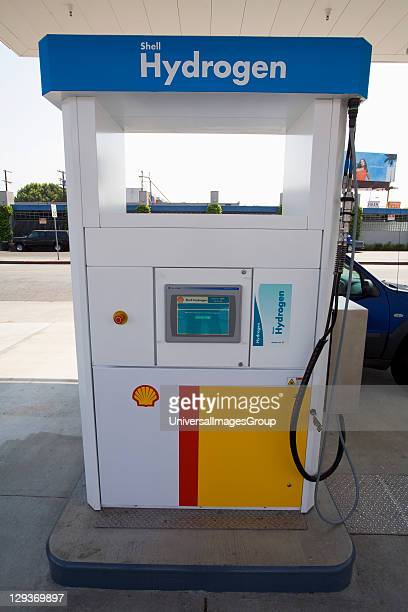 Shell Hydrogen Refuelling Station opened June 26 2008 The first retail Hydrogen refuelling station in California West Los Angeles USA