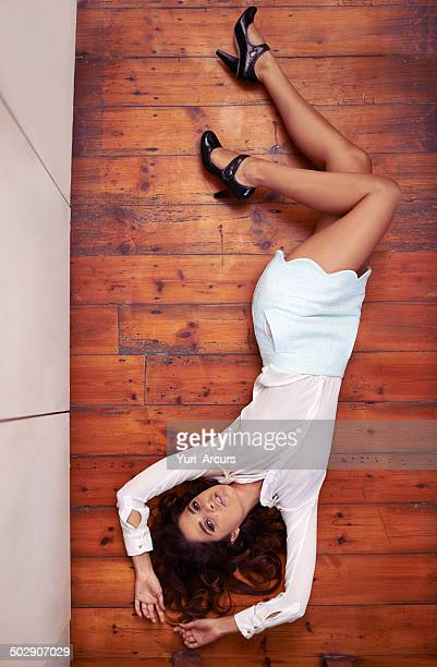 she'll spin your world upside down - women in see through tops stock photos and pictures