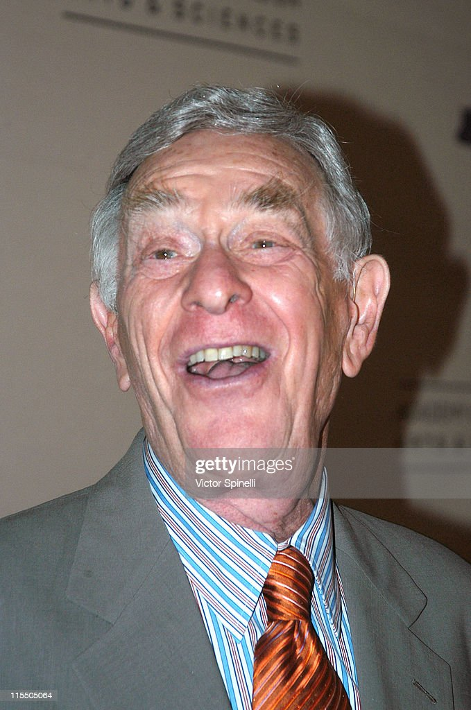 Shelley Berman during Academy of Television Arts & Sciences Presents an Evening with 'Curb Your Enthusiasm' at Academy of Television Arts & Sciences in North Hollywood, California, United States.