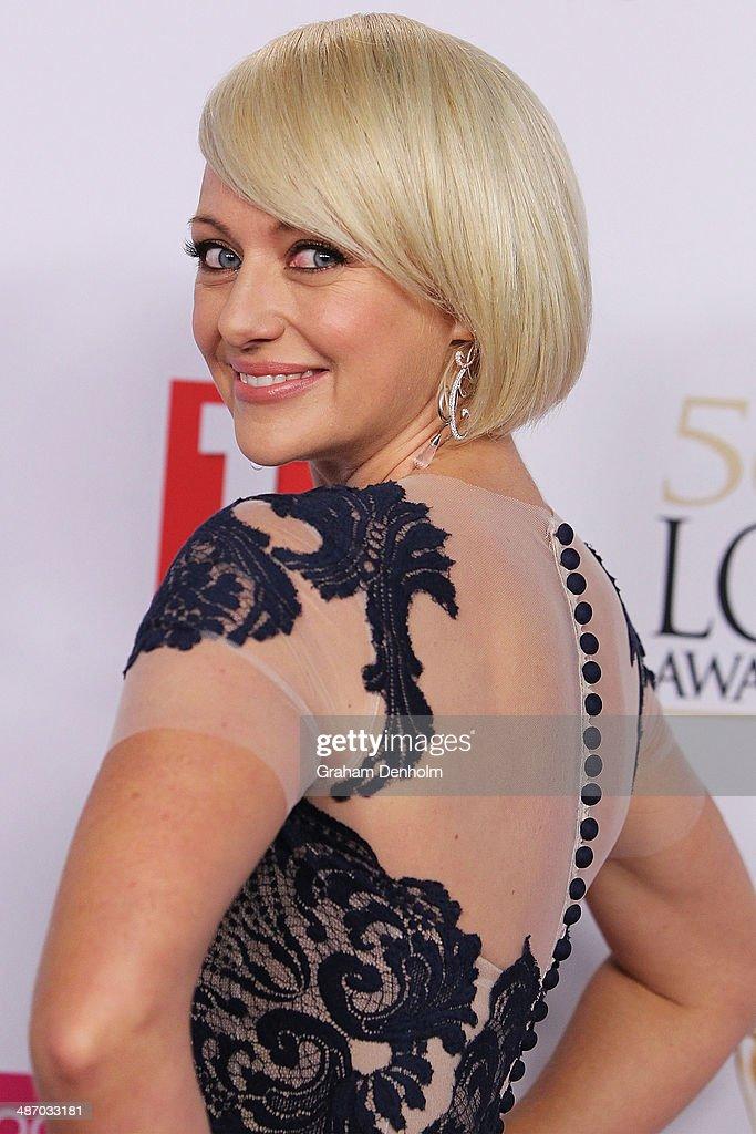 2014 Logie Awards - Arrivals