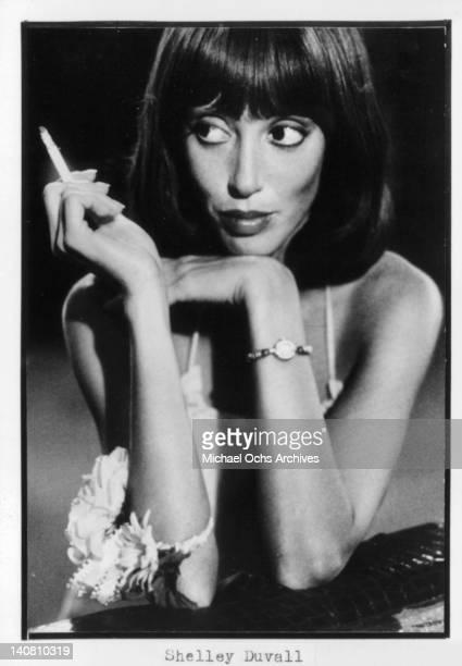 Shelley Duvall, circa 1975.