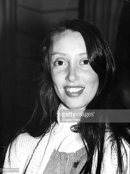 Shelley Duvall circa 1981 in New York City.