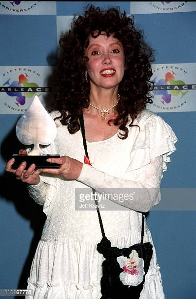 Shelley Duvall during 1994 Cable Ace Awards in Los Angeles, California, United States.
