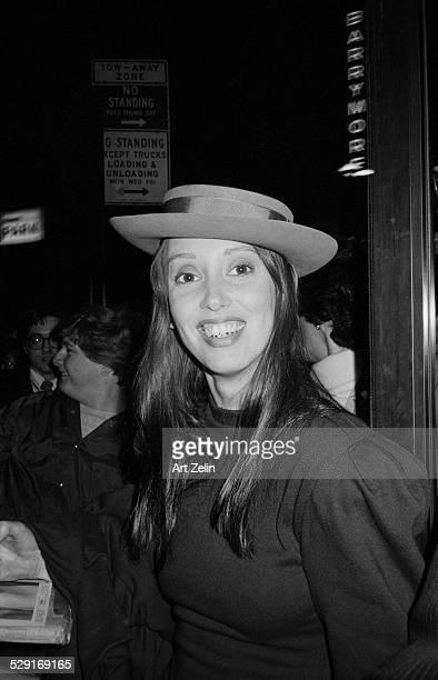 Shelley Duvall, New York, circa 1970.