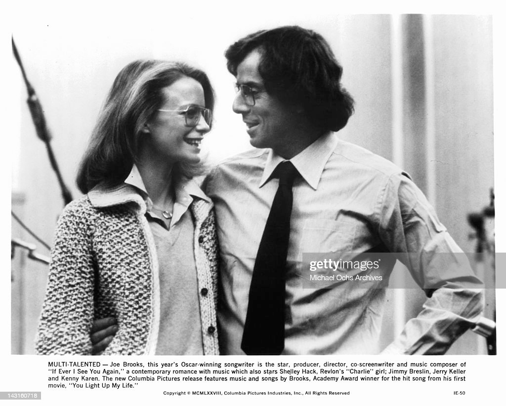 Shelley Hack And Joseph Brooks In U0027If I Ever See You Againu0027