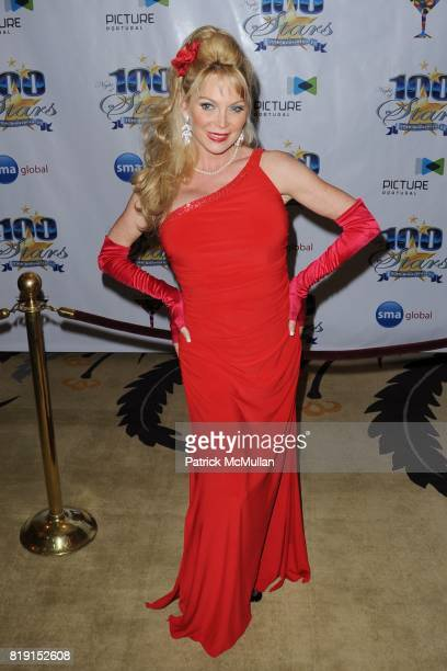 Shelley Michelle attends A Night Of 100 Stars at Beverly Hills Hotel on March 7 2010 in Beverly Hills California