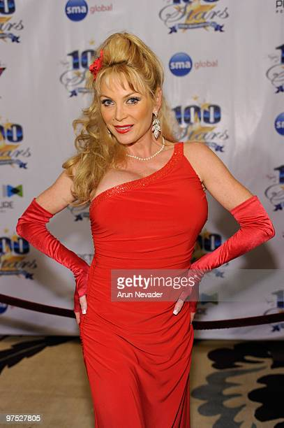 Shelley Michelle attends The 20th Annual Night Of 100 Stars Awards Gala at Beverly Hills Hotel on March 7 2010 in Beverly Hills California