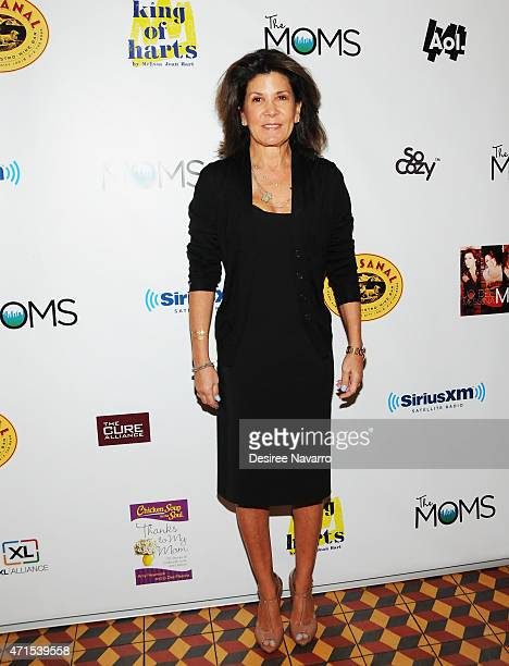 Shelley Ross attends Mother's Day Mamarazzi Breakfast Celebration at Artisanal Fromagerie Bistro on April 29, 2015 in New York City.