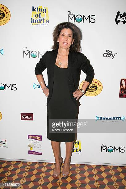 Shelley Ross attends Mother's Day Mamarazzi Breakfast Celebration at Artisanal Fromagerie Bistro on April 29 2015 in New York City