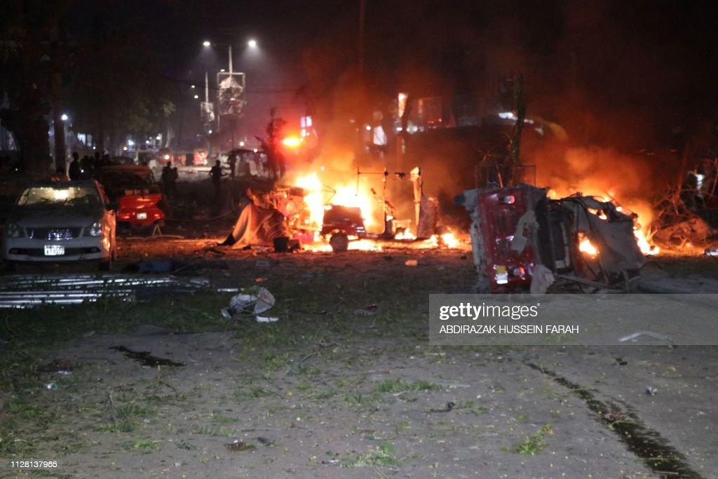 SOMALIA-UNREST : News Photo