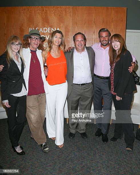 Shelly Sprague Bob Forrest Amber Smith Michael Bloom Jason Wahler and Mackenzie Phillips attend the 'Celebrity Rehab Reunion' at The Pasadena...