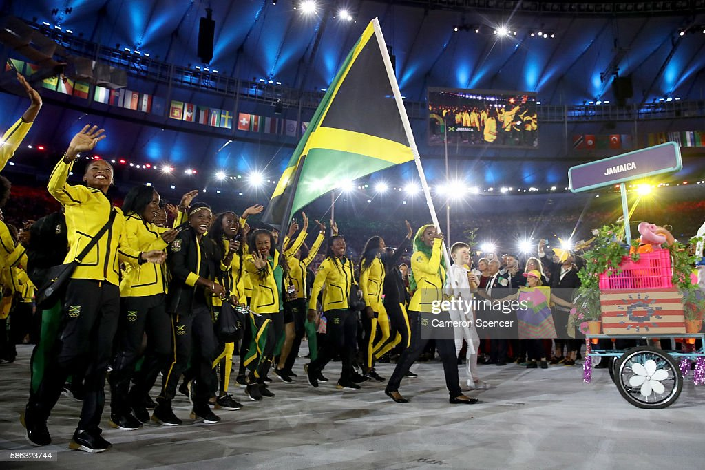 Opening Ceremony Rio 2016 Olympic Games : News Photo