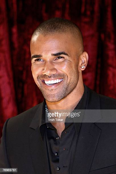Shemar Moore attends the 29th Annual Evening of Stars honoring Smokey Robinson presented by the United Negro College Fund at the Pasadena Civic...