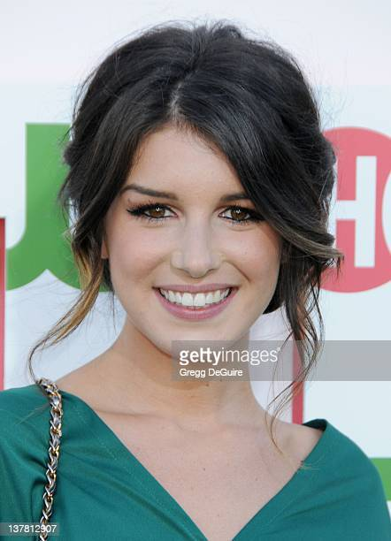 Shenae Grimes arrives at the CBS The CW Showtime Summer Press Tour Party held at The Tent on July 28 2010 in Beverly Hills California