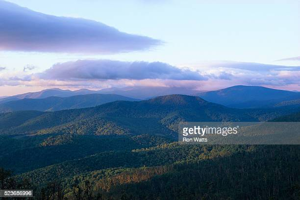 shenandoah national park - shenandoah_national_park stock pictures, royalty-free photos & images