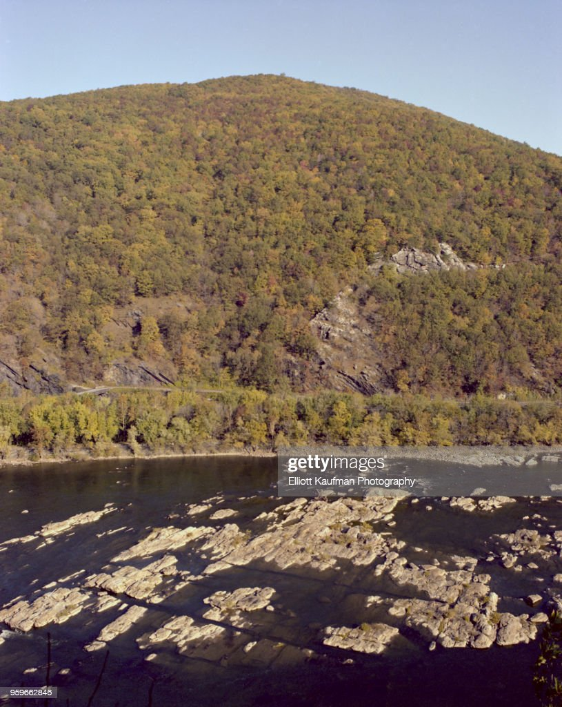 Shenandoah river landscape : Stock-Foto