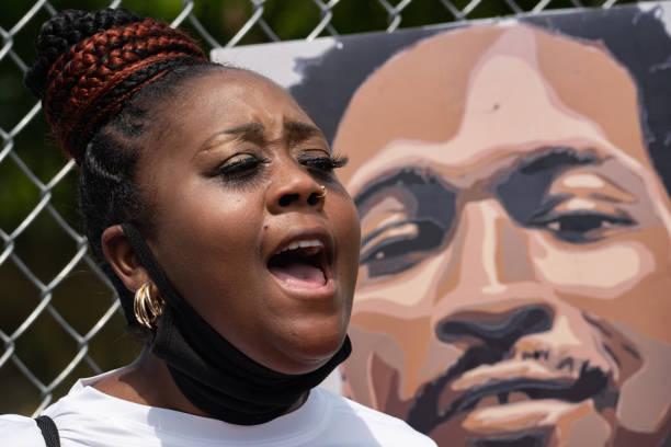 GA: Protesters Demand Justice On Anniversary Of Rayshard Brooks' Death