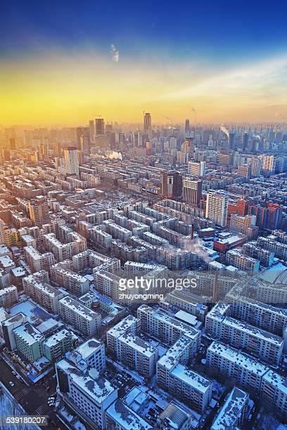 Shenyang cityscape