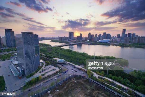 Shenyang Hun river