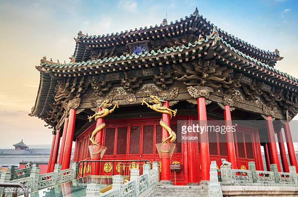 Shenyang Imperial Palace, also named Mukden Palace