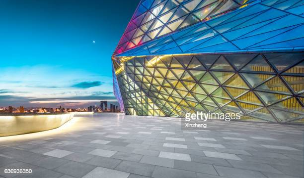 Shenyang Poly Grand Theatre Night View