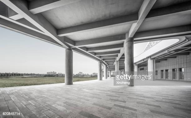 Shenyang Poly Grand Theatre View corridor