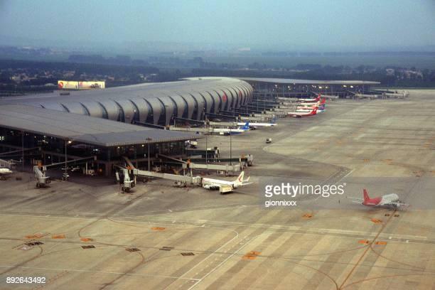 Shenyang Taoxian International Airport, Liaoning, China