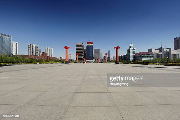 Shenyang town hall square