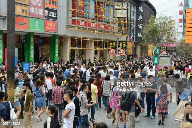 Shenzhen became China's first Special Economic Zones and the major city in the south of Southern China's Guangdong Province north of Hong Kong in...
