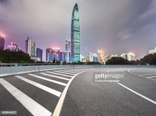 shenzhen cbd - guangdong province stock pictures, royalty-free photos & images