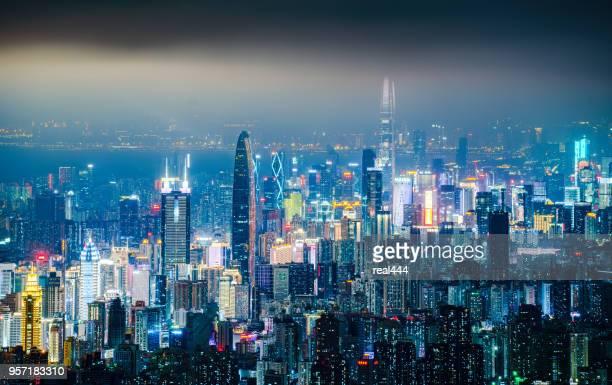 Shenzhen stadsdeel centrum