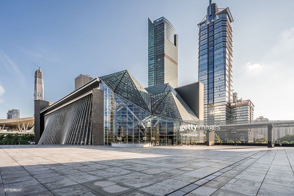 Shenzhen Skyline : Stock Photo