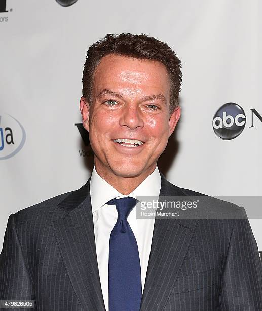Shepard Smith attends the 19th Annual National Lesbian And Gay Journalists Association New York Benefit at The Prince George Ballroom on March 20...