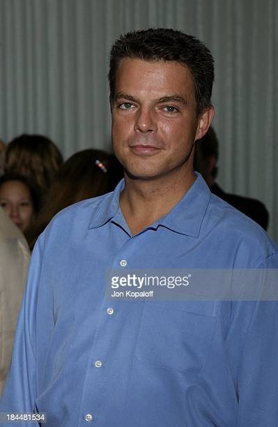 Shepard Smith during 2002 Fox Summer TCA Party at Sky Bar at The Mondrian Hotel in West Hollywood California United States