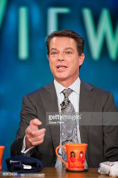 THE VIEW Shepard Smith was a guest on THE VIEW THURSDAY NOV 5 2009 on the Walt Disney Television via Getty Images Television Network SHEPARD