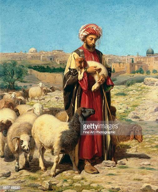 A Shepherd of Jerusalem by William J Webbe