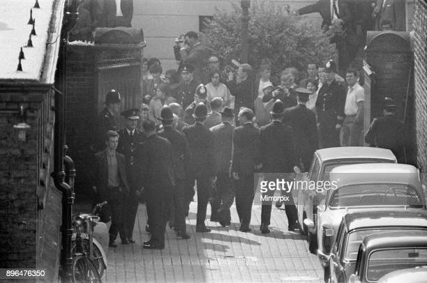 Shepherd's Bush Murders August 1966 On Friday 12th August 1966 three police officers were murdered in London The officers patrolling in East Acton...
