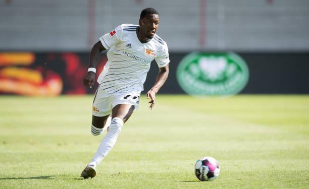 DEU: 1.FC Union Berlin v Dynamo Dresden - Test Match