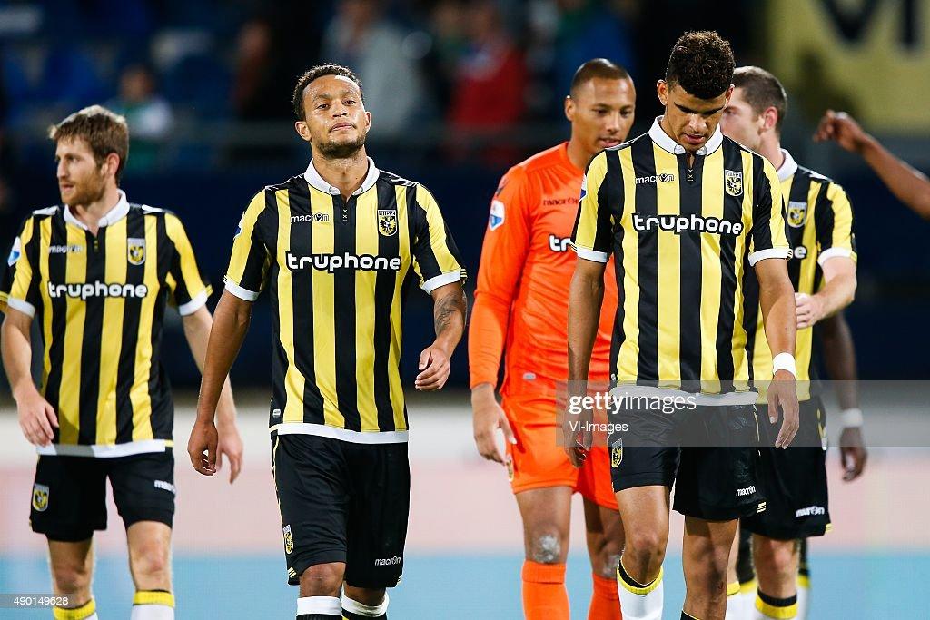 Dutch Eredivisie - 'SC Heerenveen v Vitesse Arnhem' : News Photo