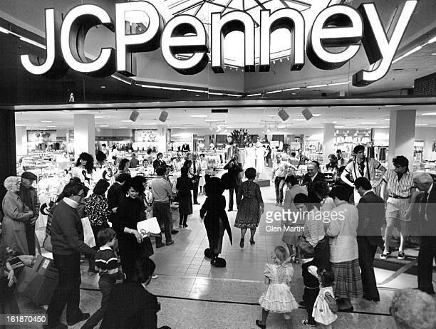Sherdan Blvd JS Penneys store Westminster Mall