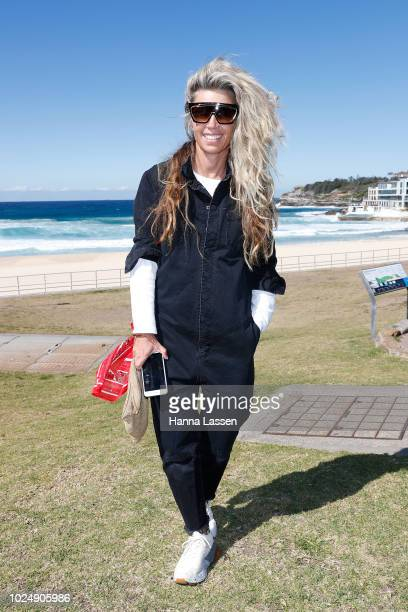 Sheree Commerford attends the OneTeaspoon Fashion Launch on August 29 2018 in Sydney Australia